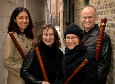 Fran Randall Concert Features Chicago Quartet