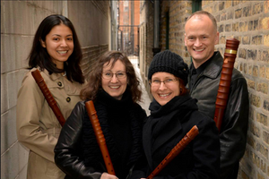 May Concert Chicago Recorder Quartet | Fran Randall Memorial Concert Series