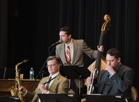 The Fat Babies Jazz it Up at the Levy Center