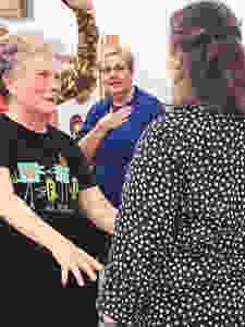Leslie's Retirement Party | Levy Senior Center Foundation