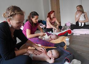 Postnatale groepslessen Oostmalle