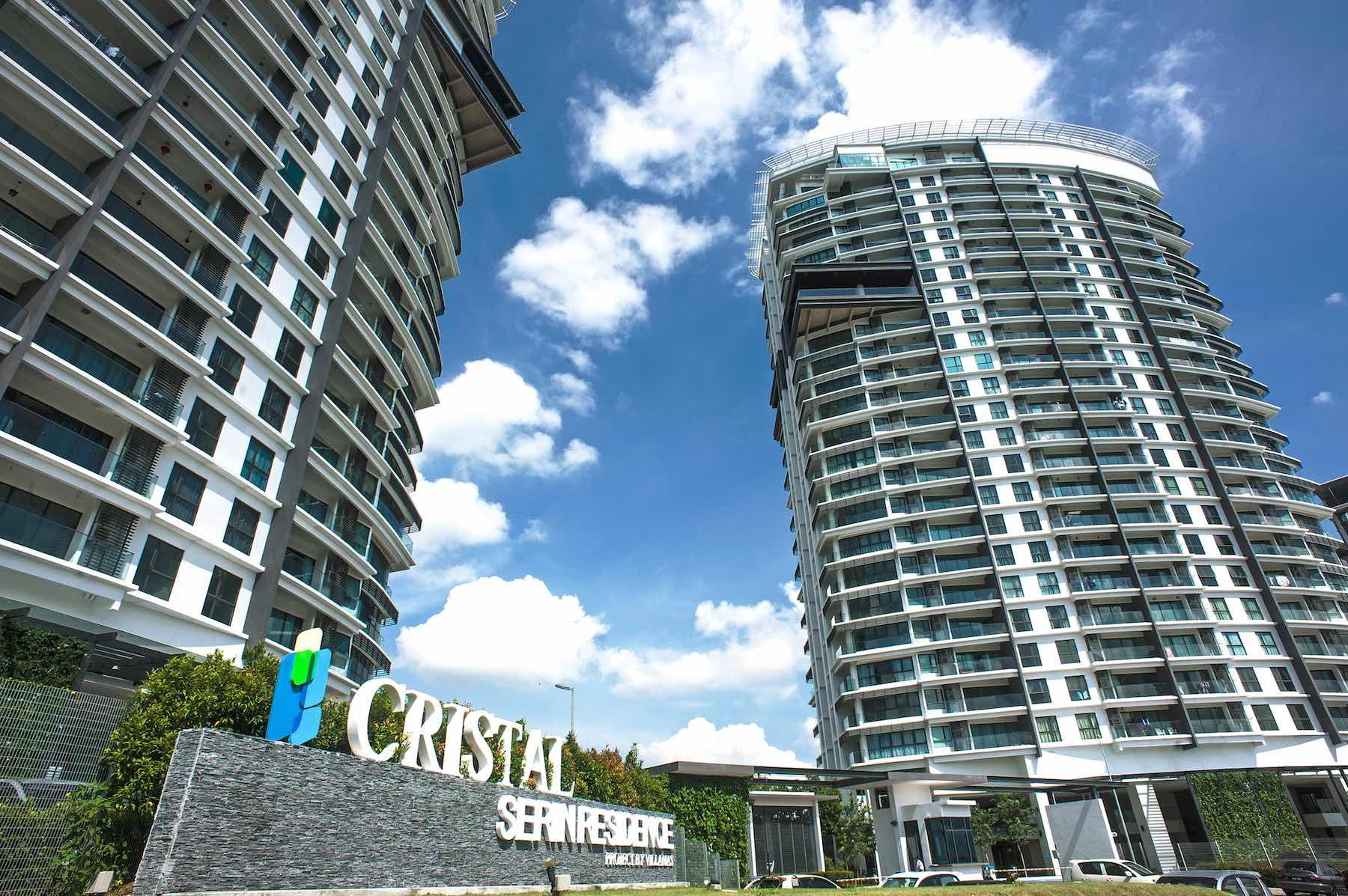 Cristal Serin Residence