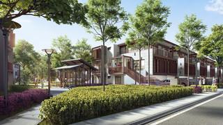 Landed Modern Courtyard Freehold Properties