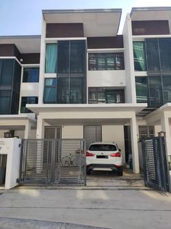 Cristal Serin Residence Villa