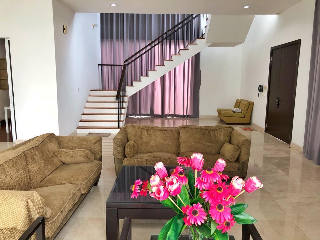 Jacaranda, Garden Residence