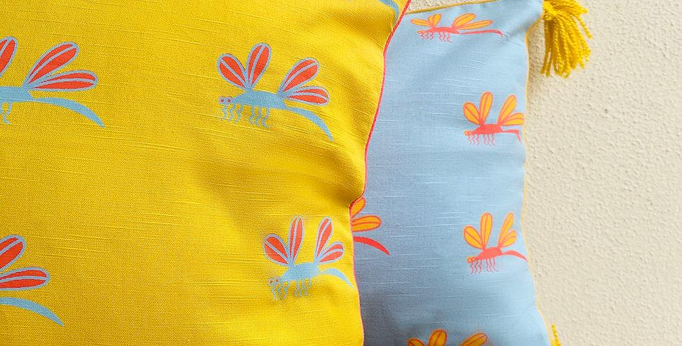 Sun Dragonflies