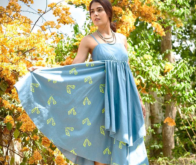 Butterfly Swing Dress