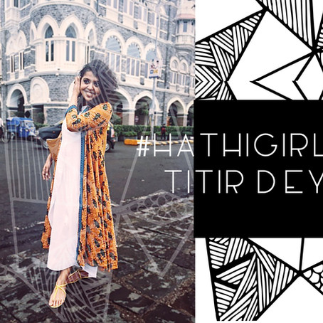 """""""I love the dialogue between design and people"""" – A Chatathon with Designer Titir Dey."""
