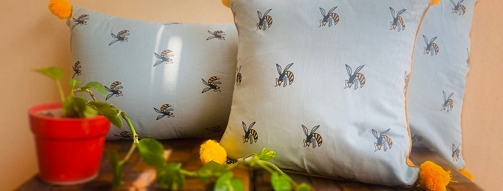 Bee Love Cushions