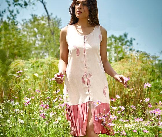Songbird Ruffle Dress