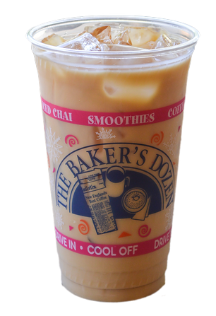 Bakers Dozen Iced Coffee