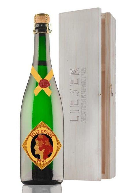 Belle Epoque - Riesling Sekt b.A. Brut (Magnum 1,5 Liter) - (mit Box)