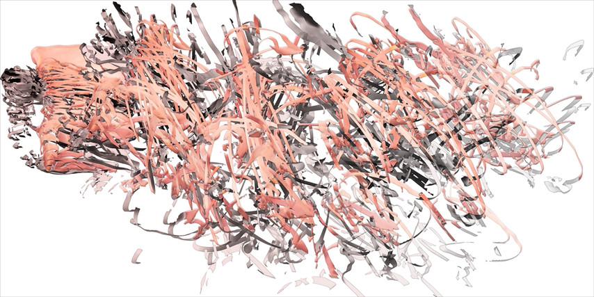 "33 seconds, pigment print on paper, 24"" x 48"""