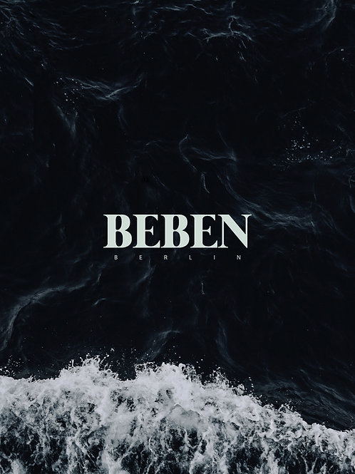 POSTCARD // BEBEN
