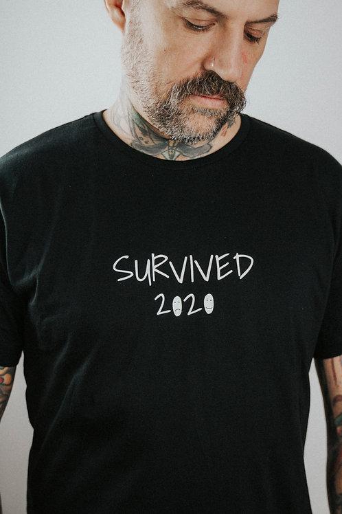 SHIRT // SURVIVED 2020