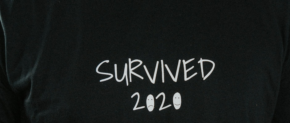 SHIRT // SURVIVED 2020