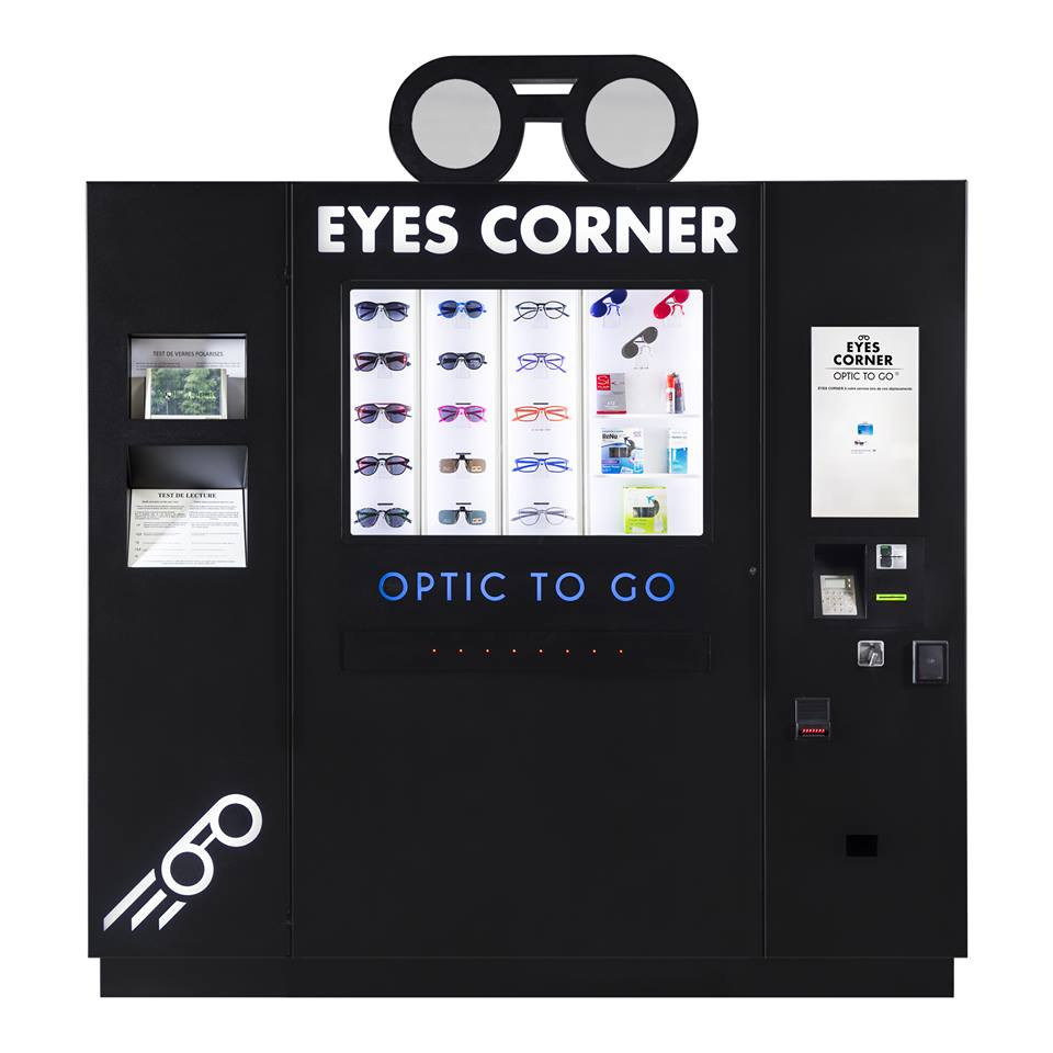 L'optique à emporter #optictogo
