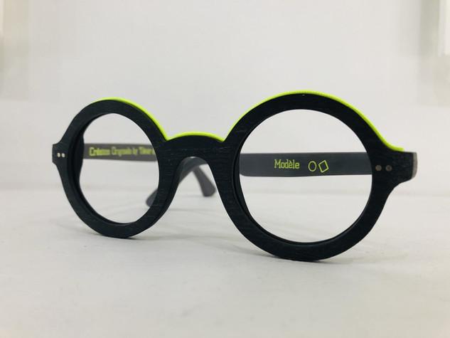 La petite lunette noire