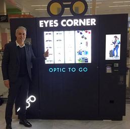Gaëtan Huard & eyes corner