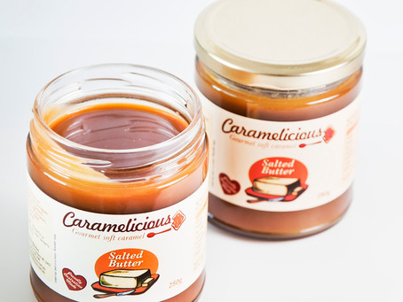 Caramelicious wins at Royal Sydney Royal Fine Food Show