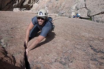 Mojave Guide Rock Climbing
