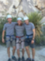 Joshua Tree, rock climbing, guides