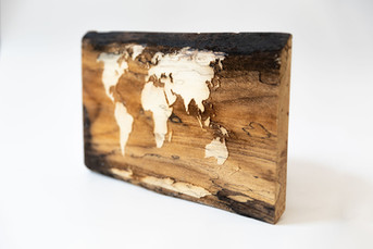 wooden map 1