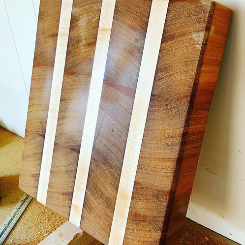 End Grain Boards