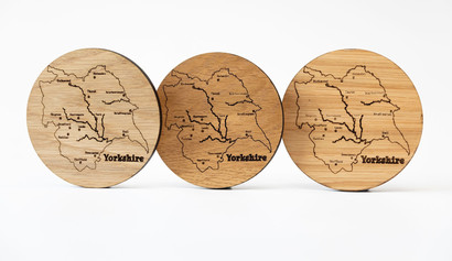 Yorkshire coaster collection