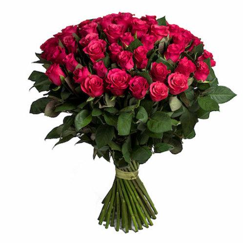 """51 роза """"Шангрила"""""""