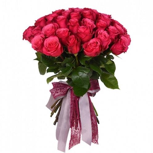 """Розы """"Шангрила"""" поштучно (от 10 шт.)"""