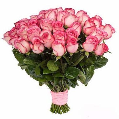 """Букет 51 роза """"Джумилия"""""""