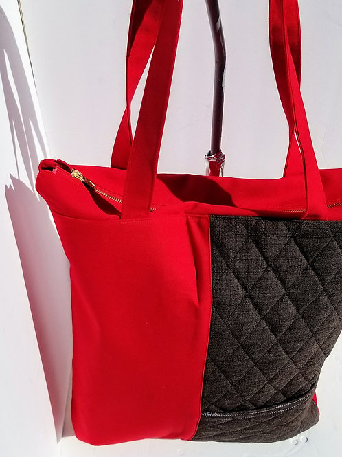 Red Wine Collection-on the go bag