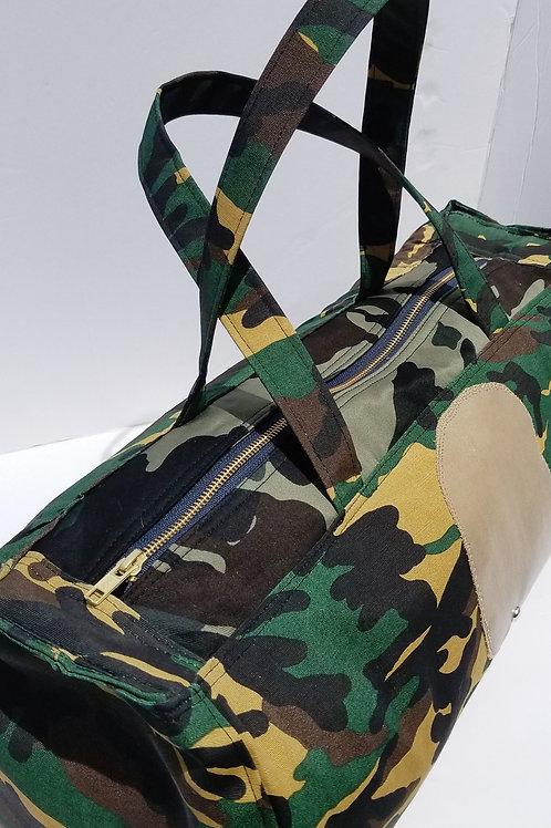 TeHe Camouflauge travel bag