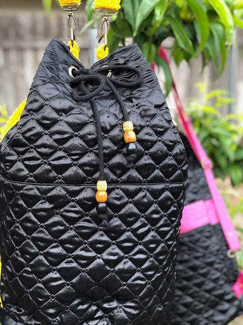 Tara Sling Bag (Yellow)