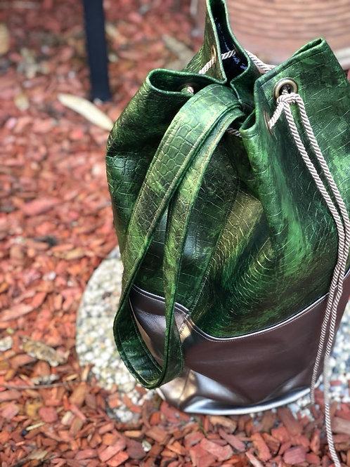 Earthy Bucket Bag
