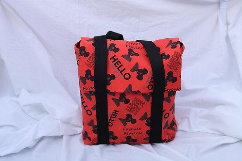 Hello Queen Carry Bag