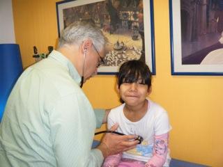 En revisión con el Dr. Lozano