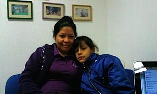 Con mi mamá