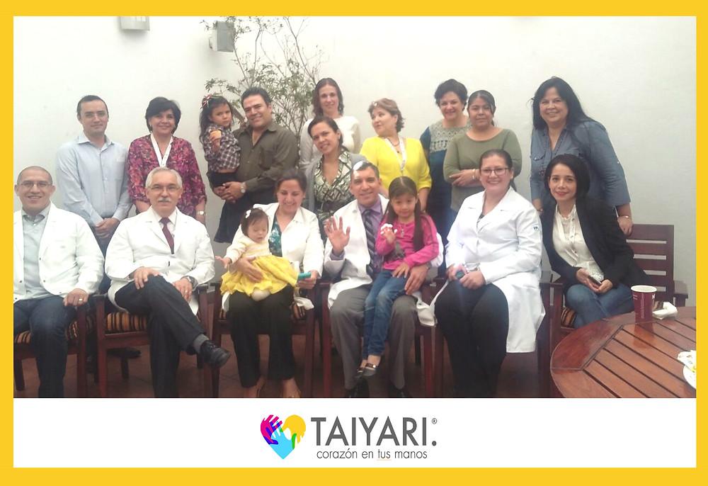 Alcatel y TAIYARI juntos por los niños de México