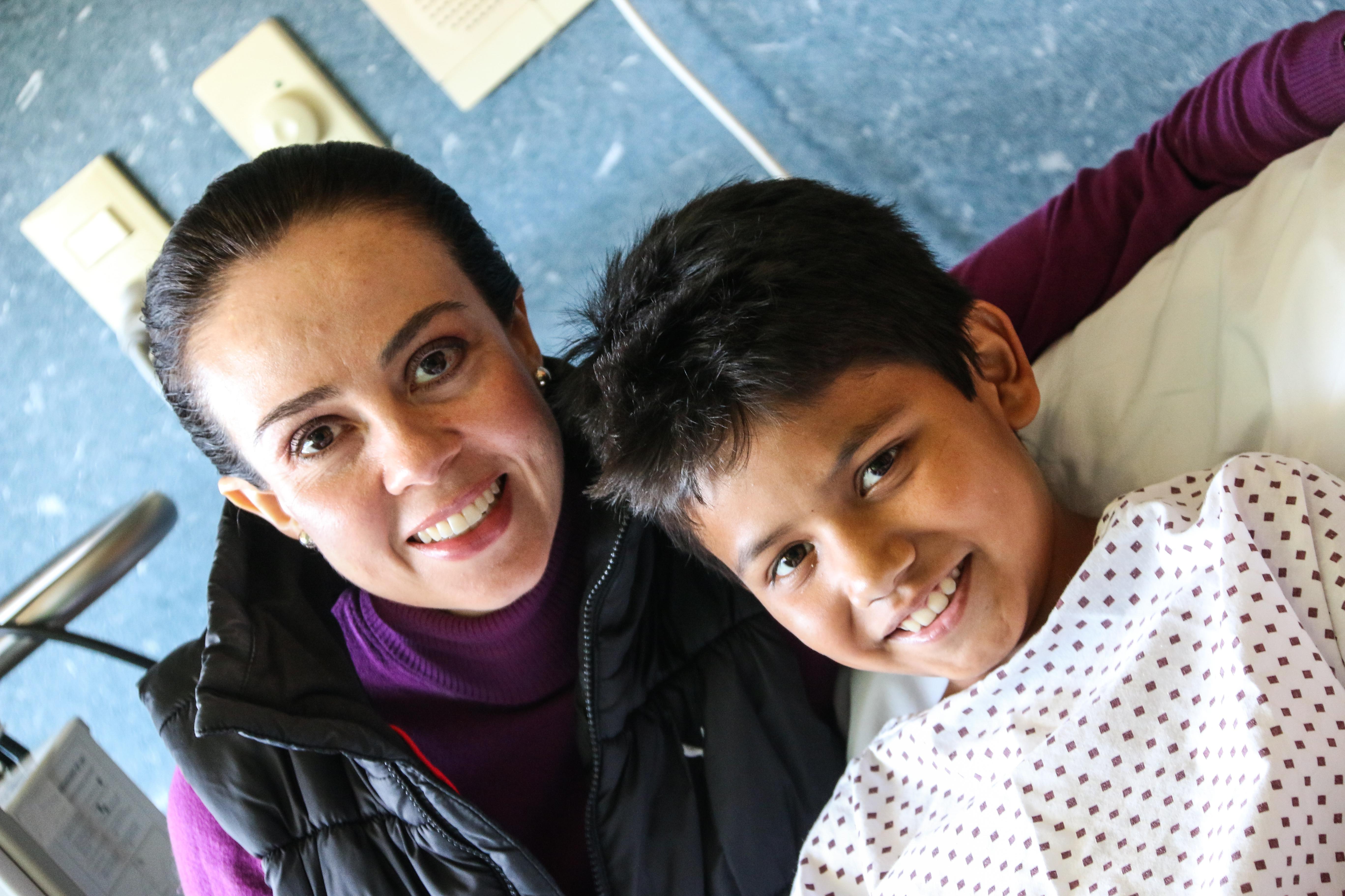 Con Luisa Pérez (TAIYARI)