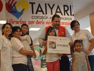 Cierre de campaña Redondeo Soriana 2016