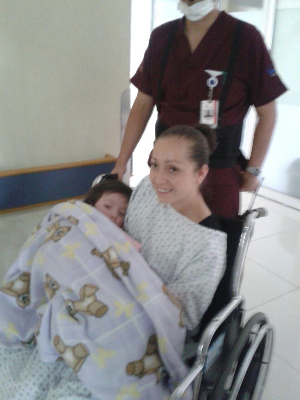Saliendo de terapia intensiva