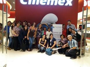 ¡ A disfrutar con Cinemex !