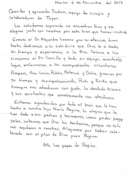 Carta Regina