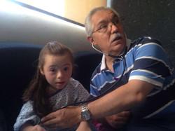 Con el Dr. Alejandro Lozano