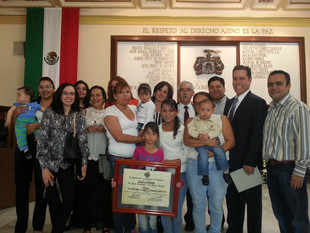 Premio Humanitario Fray Antonio Alcalde