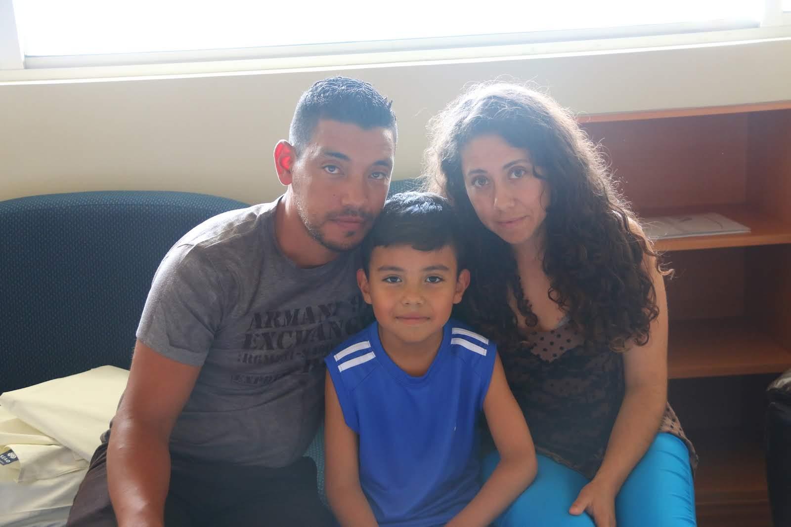 ¡ Mis papás !