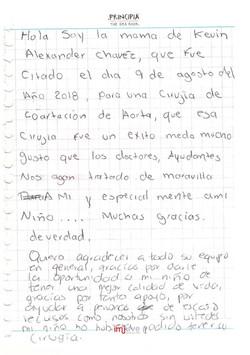 Carta Kevin