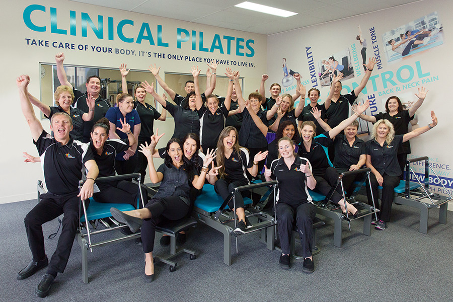4 Life Physio Team excited about Pinjarra Location